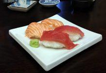 Sushi at Nippon Inn