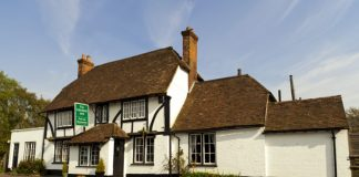 George Inn, Molash