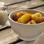 Roast Potatoes at the George Inn