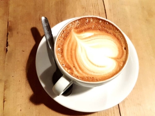 Refectory Flat-White Coffee