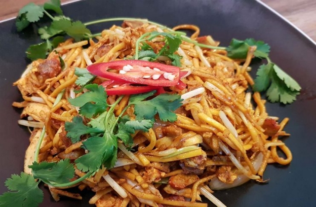 Singapore Chow Mein