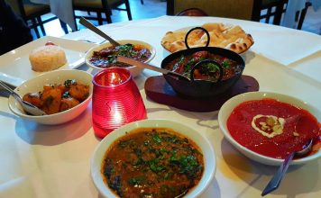 Lateef Indian buffet