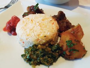 Lateef Indian food