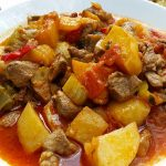 Lamb & potato stew special