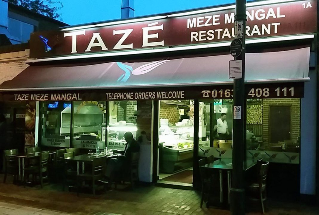 Taz meze mangal resturant review chatham viewpoints for Classic kebab house stechford
